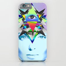 Psychedelic Woman iPhone 6s Slim Case