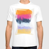 SIREN Mens Fitted Tee White SMALL