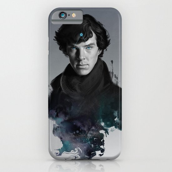 The Excellent Mind iPhone & iPod Case
