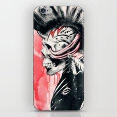PUNK iPhone & iPod Skin