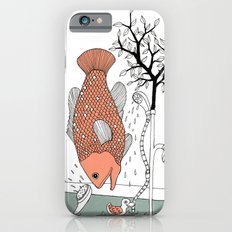 Bathtub iPhone 6 Slim Case