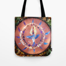 UU Mosaic Tote Bag