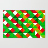 happy our Christmas Canvas Print