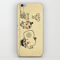 Walking With You. Forest… iPhone & iPod Skin