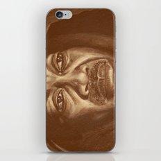 round 2...joe frazier iPhone & iPod Skin