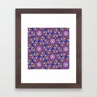CHE▼RON Framed Art Print