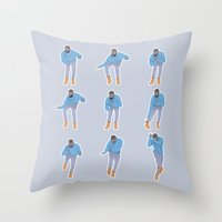 Hotline Bling Throw Pillow