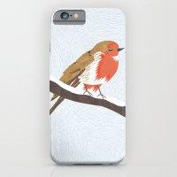 Robin. iPhone 6 Slim Case