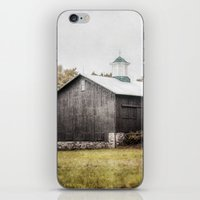 The Grey Barn iPhone & iPod Skin