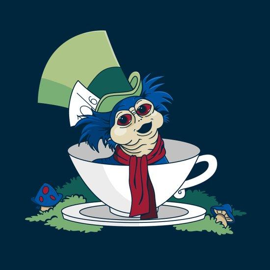 A Nice Cup of Tea Art Print