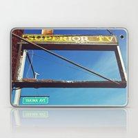 Superior TV Laptop & iPad Skin
