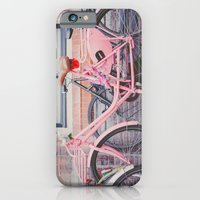 bike iPhone & iPod Cases featuring Bike by Hello Twiggs
