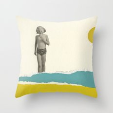 Ice Lolly Throw Pillow
