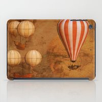 Bygone era iPad Case