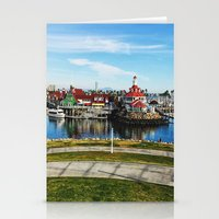 Shoreline Village Stationery Cards