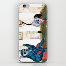 Special Room IX iPhone & iPod Skin
