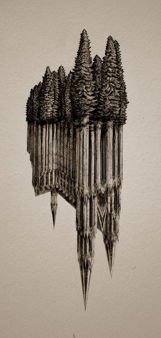 Gothic Revival Art Print