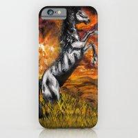 It's always sunny in philadelphia, charlie kelly horse shirt, black stallion iPhone 6 Slim Case
