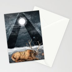 The Unsleeping Dream Stationery Cards