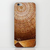 cairo dome iPhone & iPod Skin