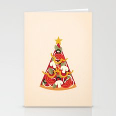 PIZZA ON EARTH - VEGO/VE… Stationery Cards
