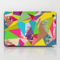 Colorful Thoughts iPad Case
