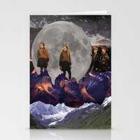 Return To Witch Mountain Stationery Cards