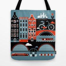 Amsterdam Tote Bag