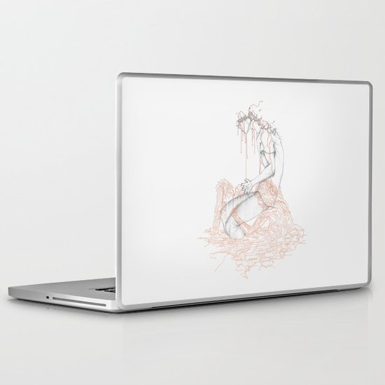 System Overload Laptop & iPad Skin