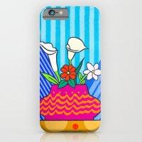 Four Flowers iPhone 6 Slim Case