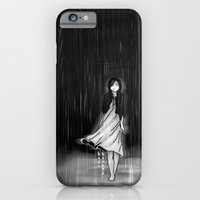 iPhone & iPod Case featuring ... as the rain fell on me by Rouble Rust