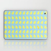 Yellow Chick Laptop & iPad Skin