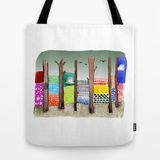 Imaginary Adventure Tote Bag