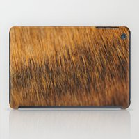Brindle Fur iPad Case