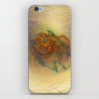Little Dumbbell Nebula  iPhone & iPod Skin