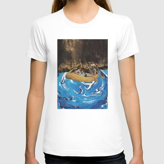 gently down the stream T-shirt