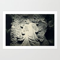 vietnamese heaven Art Print