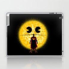 Superman Vs Pixel Laptop & iPad Skin