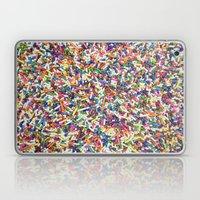 Rainbow Candy Dessert Sp… Laptop & iPad Skin