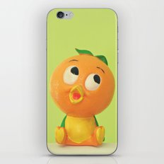 Orange Bird iPhone & iPod Skin