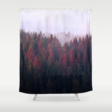 The Ridge Shower Curtain