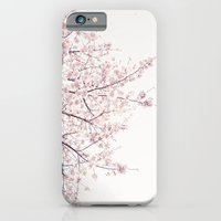 cherry blossom iPhone & iPod Cases featuring cherry blossom by Neon Wildlife