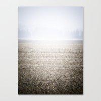 The Lawn Canvas Print