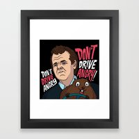 Groundhog Day Framed Art Print