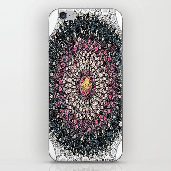 :: Rotunda :: iPhone & iPod Skin
