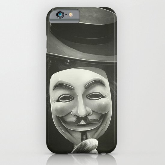 Anonymous II iPhone & iPod Case