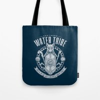 Water is Benevolent Tote Bag