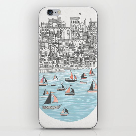 Joppa iPhone & iPod Skin