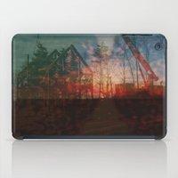2829C Sunset iPad Case