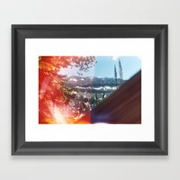 Hammock  Framed Art Print